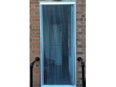 chain fly screens for doors